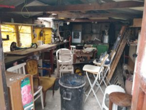 Have a similar Garage Clearance requirement ?