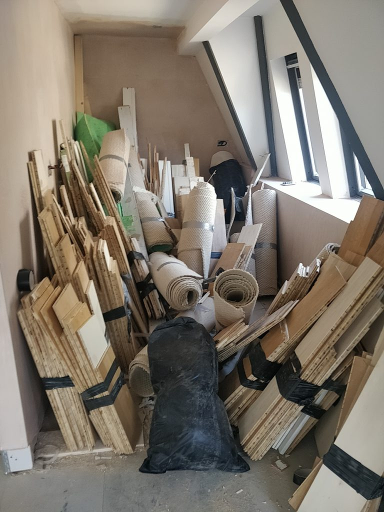 apartment clearance Manchester