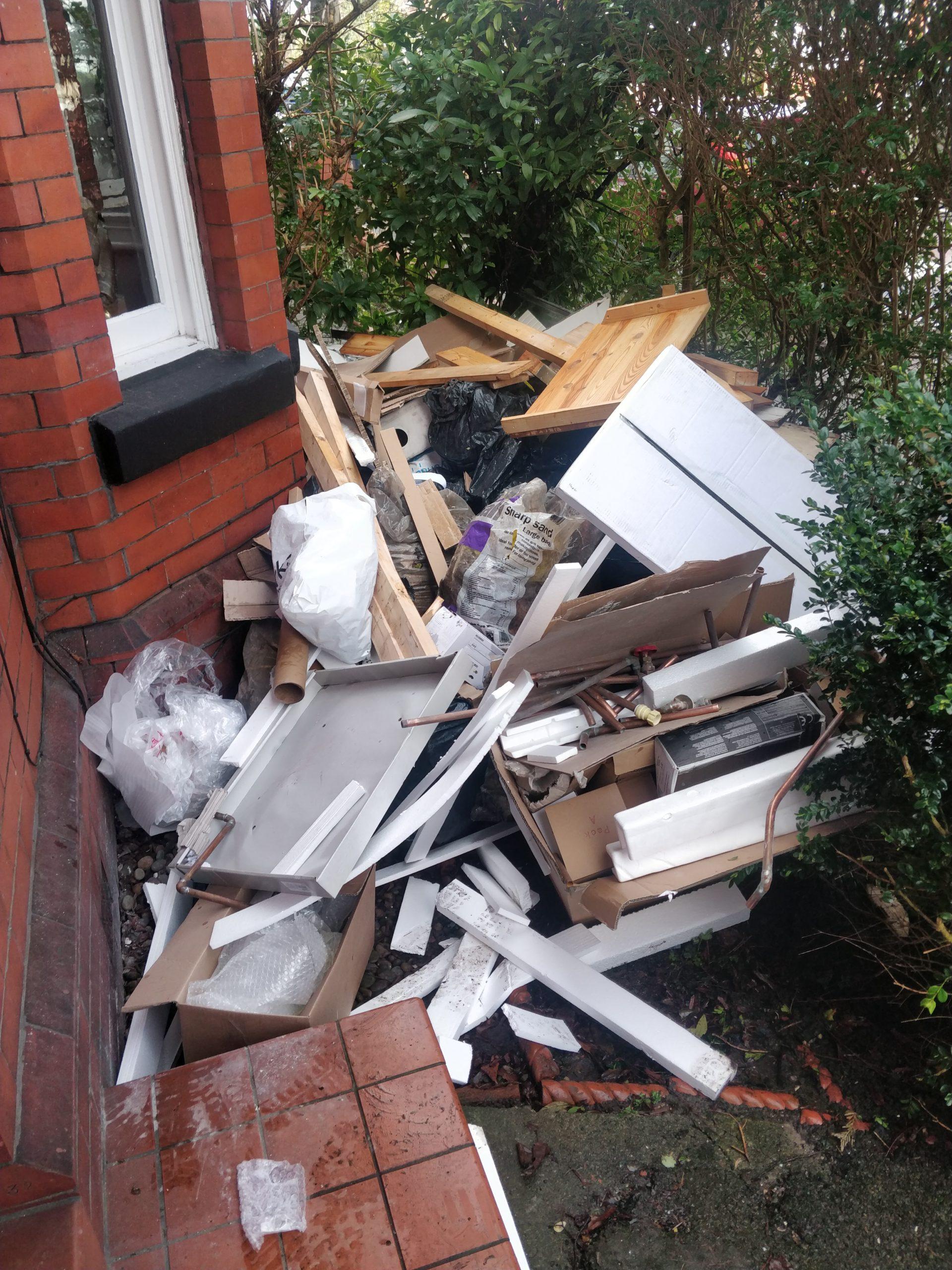 Rubbish Removal Fallowfield