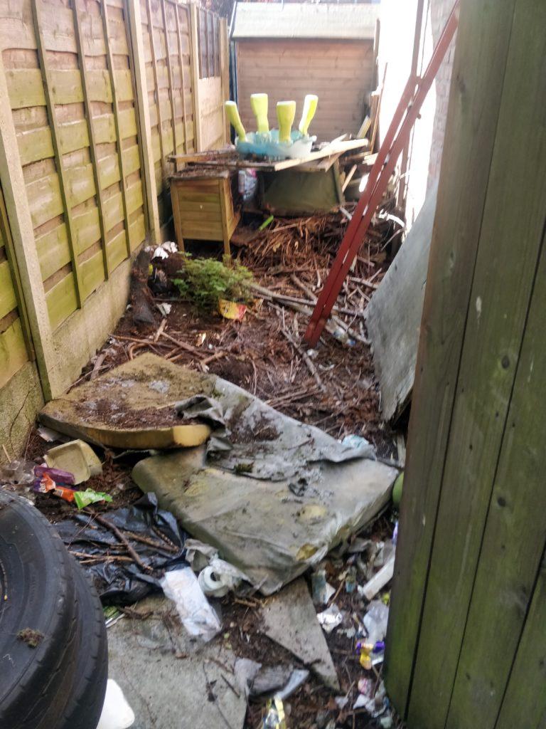 Garden Clearance Sale, Manchester