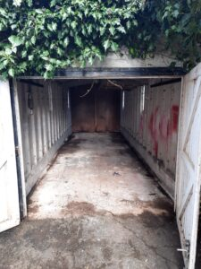 Completed Garage Clearance in Didsbury, Manchester