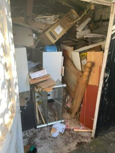 Full Garage Clearance in Didsbury Manchester