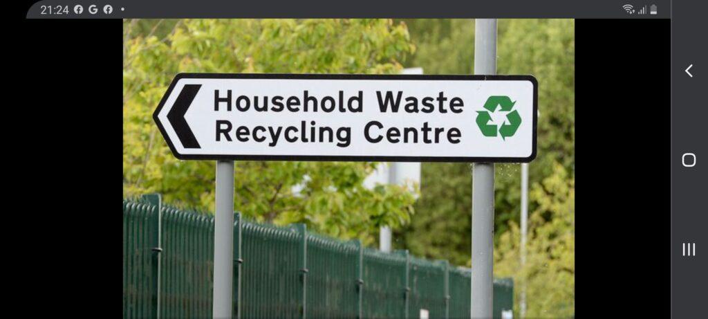 Altrincham Domestic tipping site